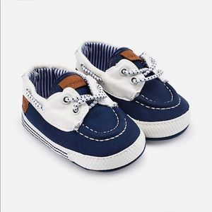 Mayoral Baby Boat Shoes